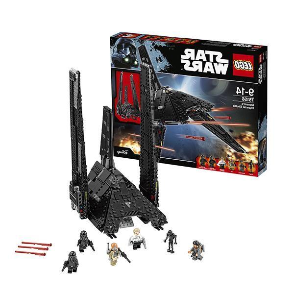 Lego LEGO, Игрушка Звездные войны Имперский шаттл Кренника