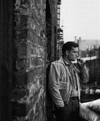 Jack Kerouac - great Beat writer, wrote On the Road etc