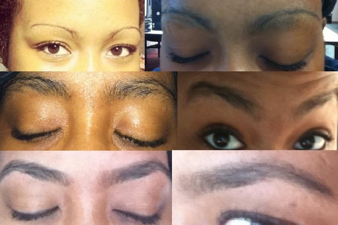 how to grow out eyebrows in a week