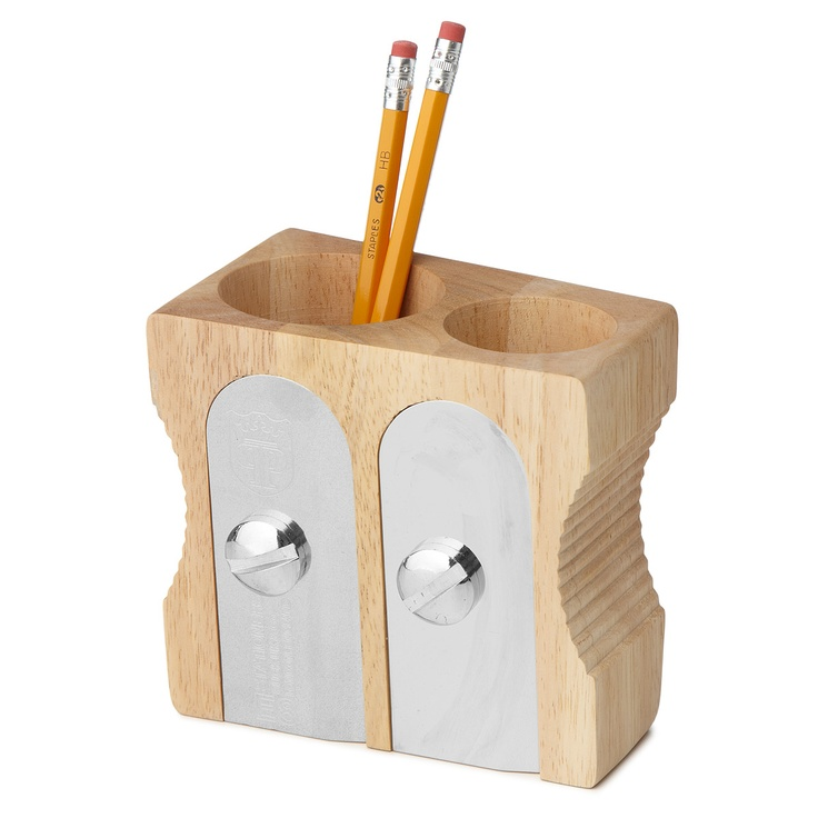 sharp pencil holder $45 | Pencil Holders | Pinterest ...
