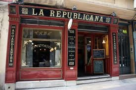 Zaragoza. Tapas. La Republicana #tapas #Zaragoza: Conoc La, Favorite Places, Cities Zaragoza, Tapas Zaragoza, La Republicana, Republicana Zaragoza, Republicana Tapas, Comer Bien, Charms Places