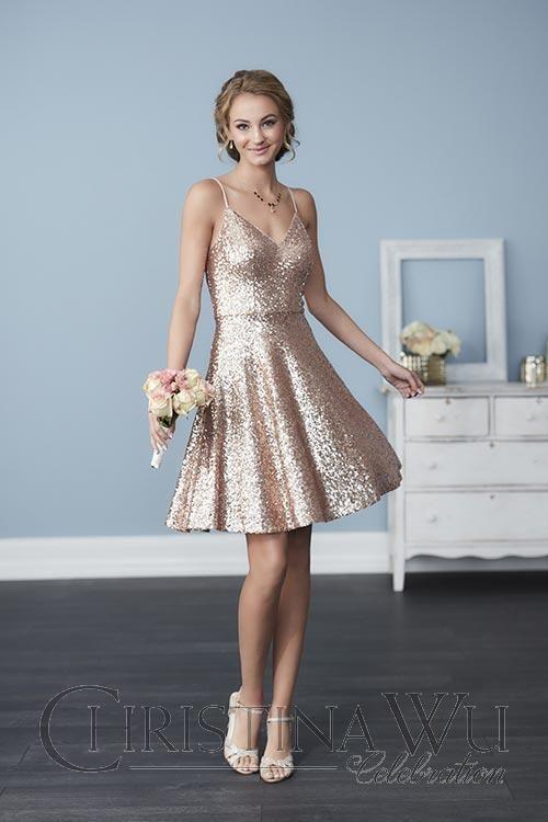 Christina Wu 22761 Bridesmaid Dress In 2019 Wedding