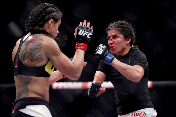 Jessica Aguilar out of UFC 197 bout with Juliana Lima...      Former WSOF champ Jessica Aguilar has pulled out of UFC 197 with a knee injury. An important fight in the women's strawweight division has been put on the back burner due to an injury. Jessica Aguilar, the former World Series of Fighting 115-pound champ, has had her second UFC fight......http://bit.ly/1Uc8suf