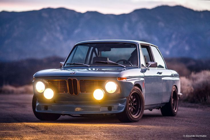 A DAY SPENT CARVING CORNERS IN A TWEAKED BMW 2002