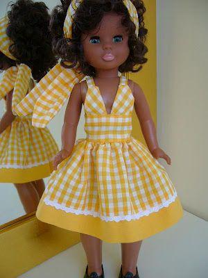 Mis obsesiones II. Vestidos amarillos (nancy)