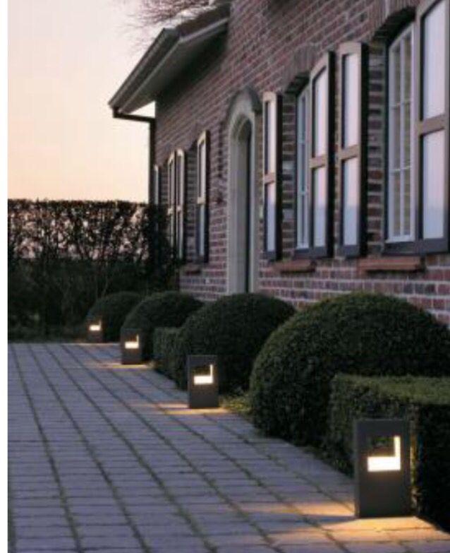 Sfeerlicht Hausfassade, Trautes heim, Villa kunterbunt
