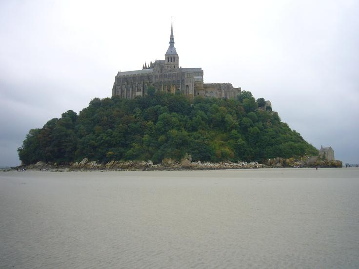 Francia    Mont St Michel