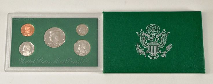 #coins MBarr 1994-S 5 Coin Set - United States Proof Set please retweet