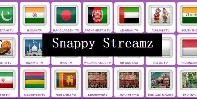 Snappy Streamz Apk V2 0 Ad Free Android Free Online Tv Channels Online Tv Channels Free Live Tv Online