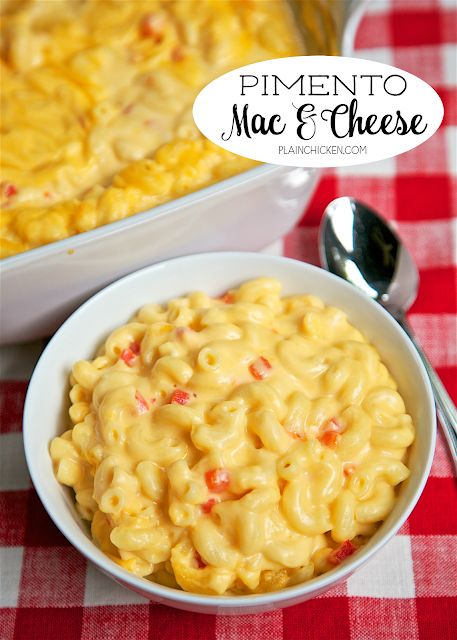 Pimento Mac & Cheese – copycat recipe from Hattie B's Hot Chicken in Nashvil…