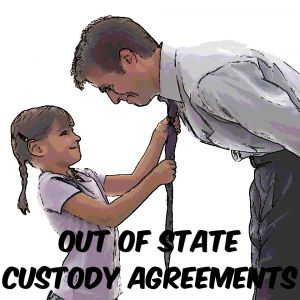 Wondering how out of state #custody agreements work? Read our latest blog for more info -