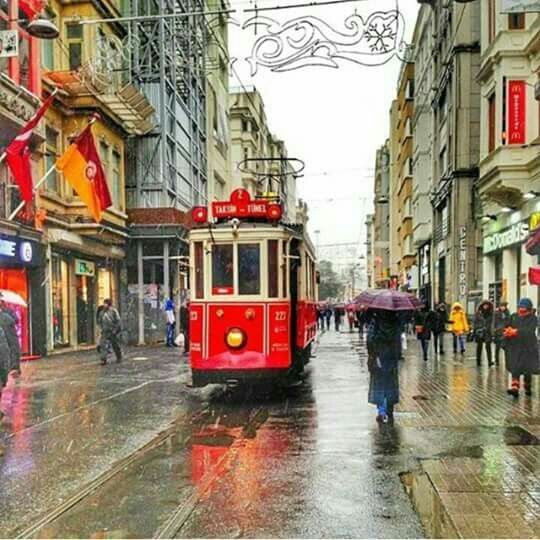 Taksim....istanbul.