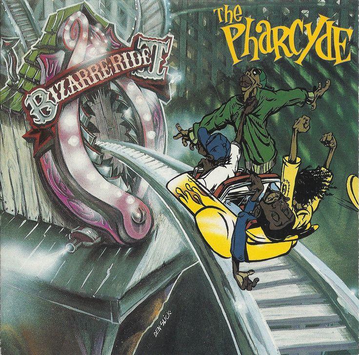 Lyric pharcyde runnin lyrics : 27 best 90's Rap & HipHop Album Cover Art images on Pinterest ...