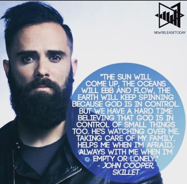 "John Cooper talking about Skillet's latest ""Stars"""
