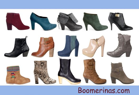 How to Wear Ankle Boots With Skinny Jeans, Leggings or Shorts – Tips for Older Women - Read this article and other articles for BABY BOOMER WOMEN at: http://boomerinas.com/2012/09/how-to-wear-ankle-boots-with-skinny-jeans-leggings-or-shorts-older-women/