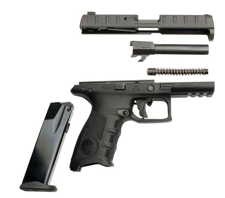 Beretta-APX-9x19mm-9x21mm-40S&W-semi-automatic-pistol-04