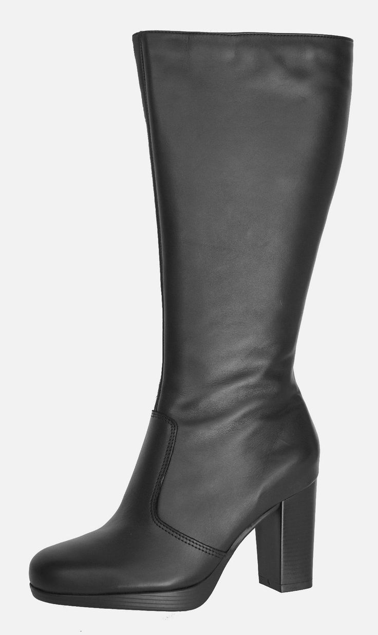 Froggie Black Block Heel Full length boot. WAS R 1'849.  NOW R 1'389. Handmade Genuine Leather Boot. Handcrafted in Durban, South Africa.  Code: 10951  See online shopping for sizes. Shop for Froggie online https://www.thewhatnotshoes.co.za Free delivery within South Africa