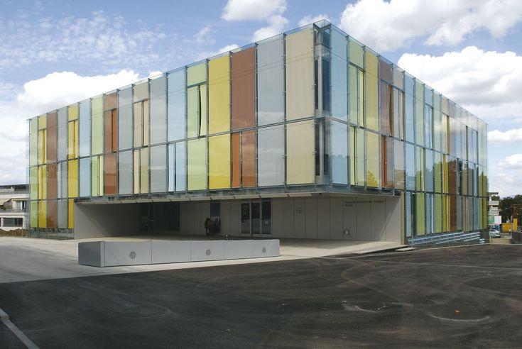 dl-a devanthéry & lamunière architectes, Fausto Pluchinotta · School and neighbourhood center