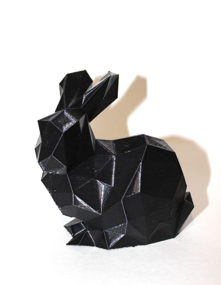 Lapin - ORBITALE. www.imprimerieorbitale.fr Découvrez l'impression 3D, autrement.