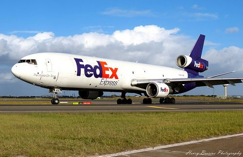 Federal Express (FedEx) - Boeing MD-11F