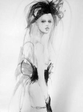 "Saatchi Art Artist Fiona Maclean; Painting, ""Sera"" #art #saatchiart"