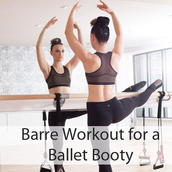 Beginner barre workout for toning your bum. Need to take advantage of the dance rooms.