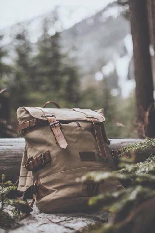 boho backpacking