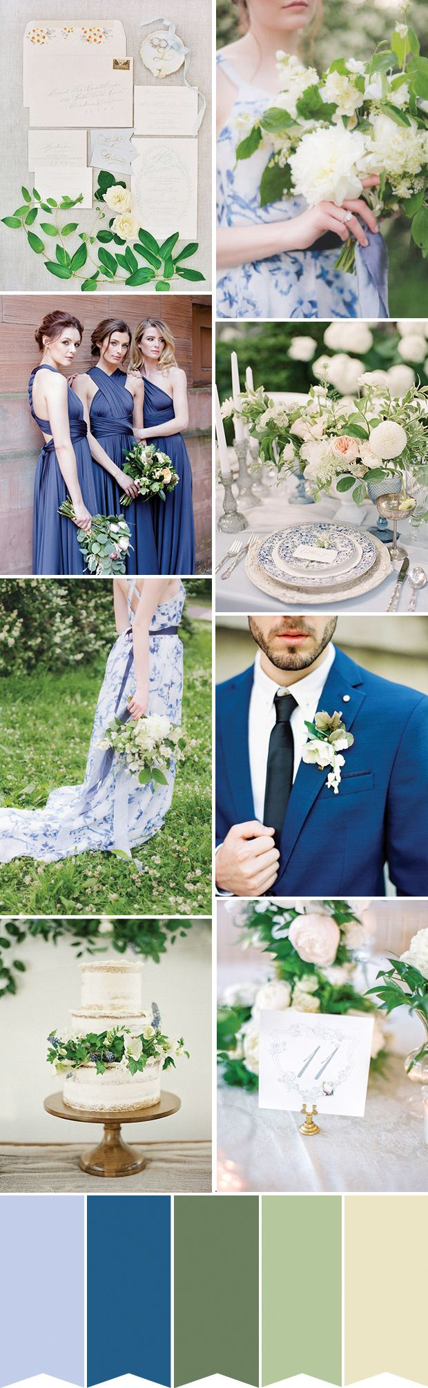 360 Best Wedding Color Palettes Images On Pinterest
