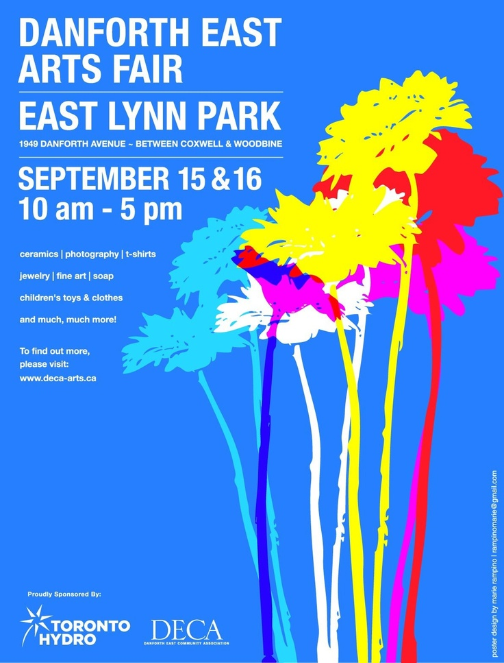 #DEAF2012 is a #FREE #arts #fair in #Toronto. Come for food, live entertainment and 50-plus exhibitors!