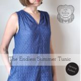 The Endless Summer Tunic Pattern - PRINTED  $19