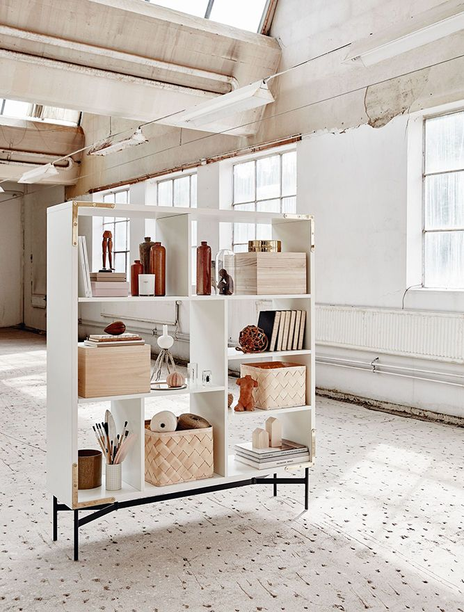 Couture room divider, design: Marie Oscarsson | Styling: Katrin Bååth | Photo: Sara Landstedt
