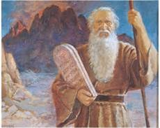 Moses - Bing Images: Mormons View, Moses, Lesser Law