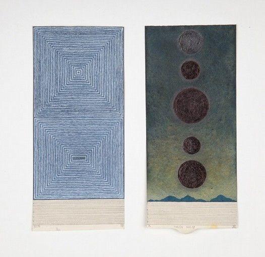 José Antonio Suárez Londoño, Dibujos con renglones - Pareja No 7, 2011, mixed media on paper, 28 x 20 cm
