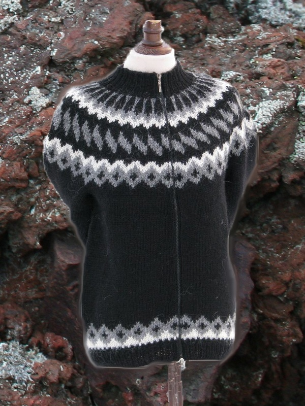 Knitting Pattern Icelandic Wool : 21 best images about Icelandic Wool Sweaters on Pinterest Traditional, Wool...