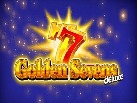 Golden Sevens Deluxe Slot is a Novomatic Progressive Jackpot Slot