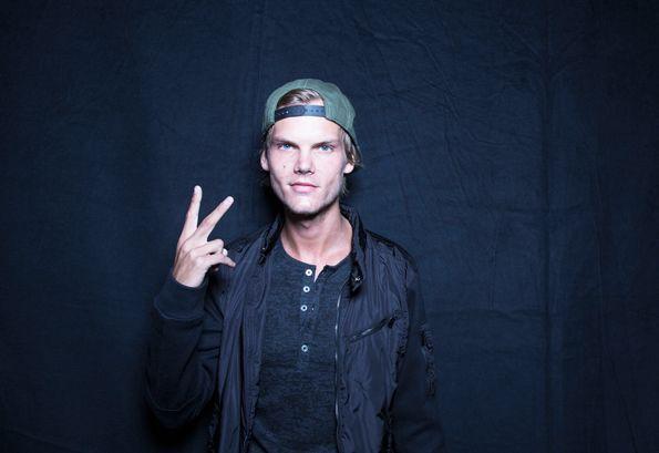 Avicii, IHEART Radio Music Awards