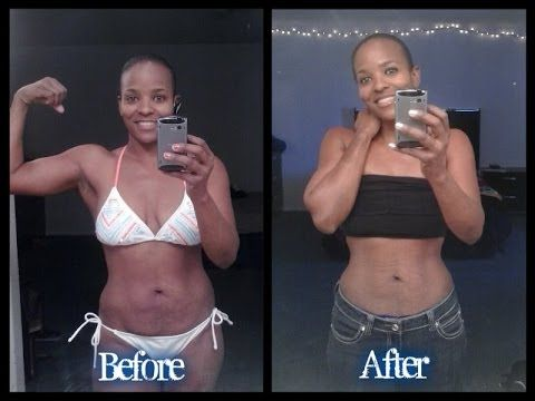 Corset Training ( Before and After Slide Show Wk 1- 14) - YouTube