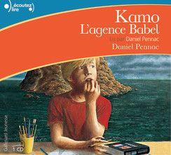 Kamo. L'agence Babel - Écoutez lire - Livres pour enfants - Gallimard Jeunesse