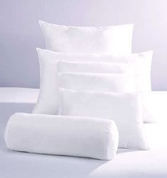 down feather pillow insert choose your size square lumbar euroshams