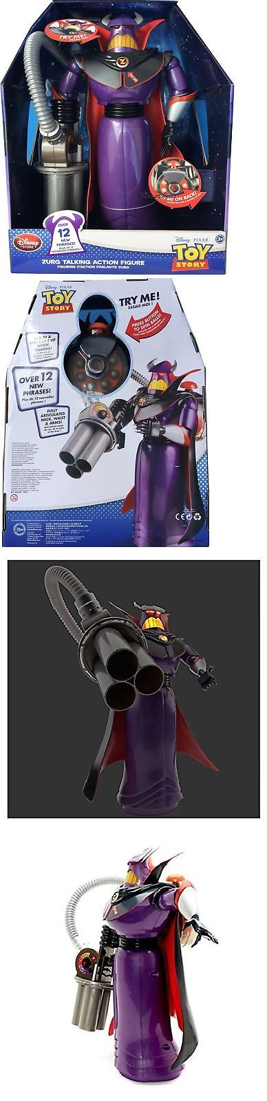 Toy Story 19223: Toy Story 14 Deluxe Talking Zurg Action Figure By Disney New -> BUY IT NOW ONLY: $68.27 on eBay!