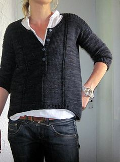 """...some mods to make it mine: longer sleeves - plain St st joined with 3 additional <span class=""""best-highlight"""">sts to knit in rounds 20 cm from underarm to make</span> a jumper instead of a cardi ktbl the center stitch of the front"""