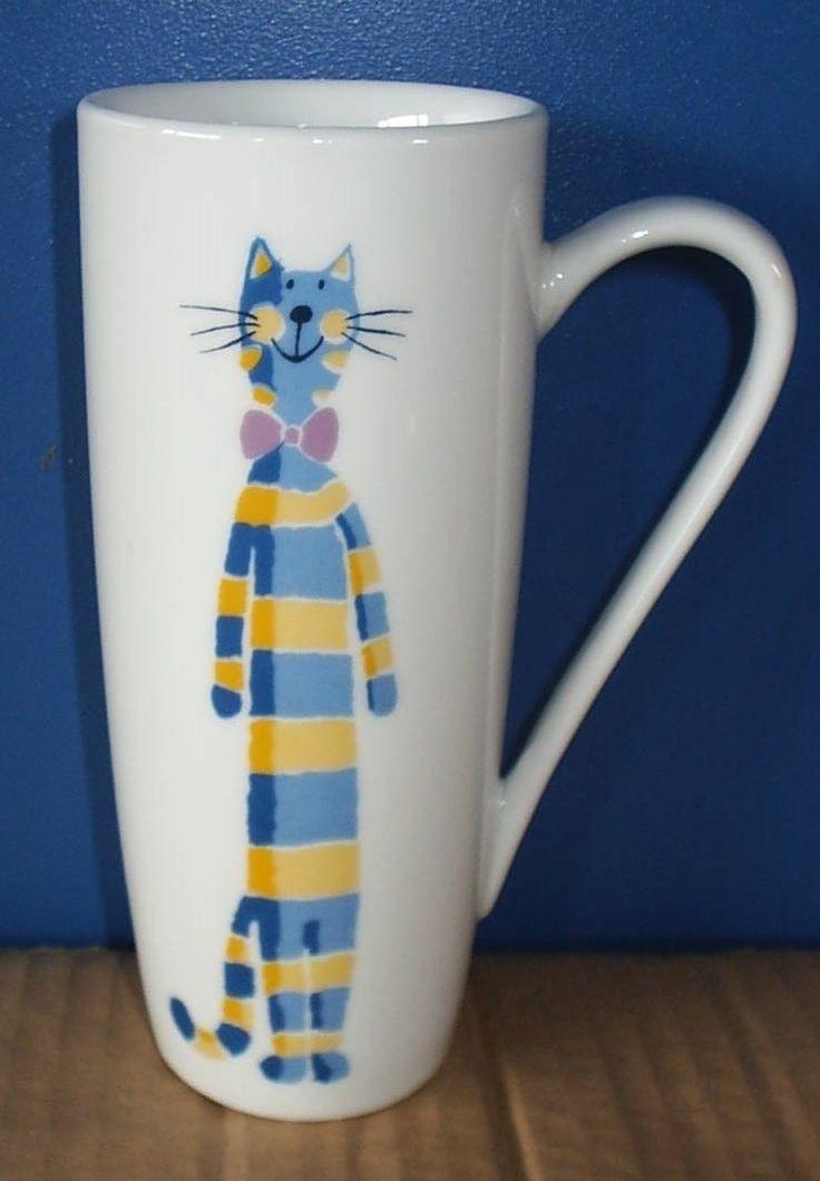 SILLY CAT MUG   eBay