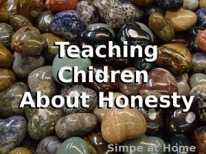 Teaching children about honesty. This easy guide will help you teach your child about honesty with games, videos, and a free printable.