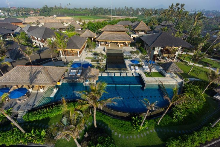 Perfect villa to celebrate the year end party with family and friends. #Anapuri #Bali www.anapurivillas.com
