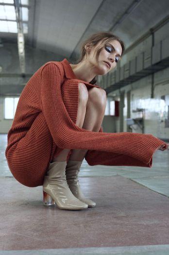 Terracotta dress vibes