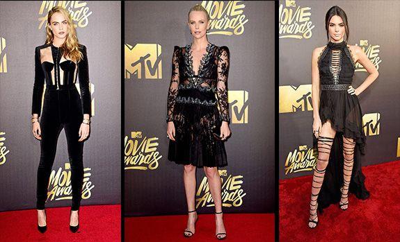2016 MTV Movie Ödülleri Kırmızı Halı Elbiseleri - Hep Moda Magazin