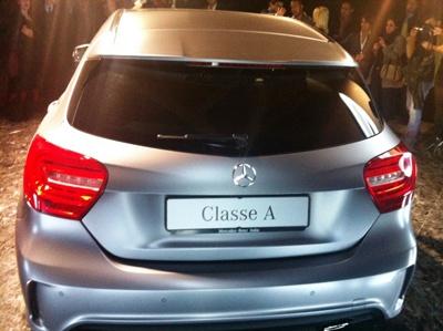 New Classe A | Motoria Concessionaria Ufficiale Mercedes Benz
