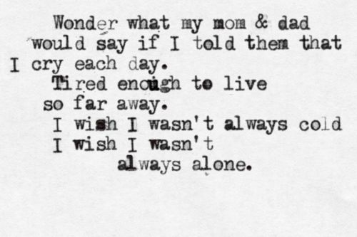 Sad Quotes About Love Songs : ... Tyler on Depression Pinterest Giving up, Sad quotes and Feelings