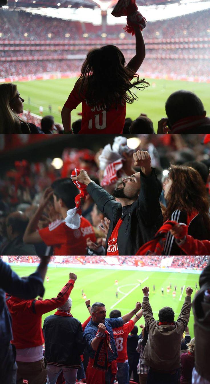 A Minha Chama: 32ª Jornada: O Andor continua! O Benfica também!