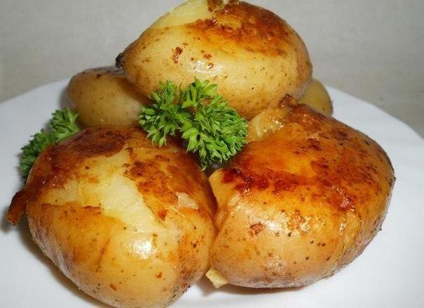 Тающий картофель - Kurkuma project (Проект Куркума) На мой взгляд, это просто идеальный гарнир к чему угодно.
